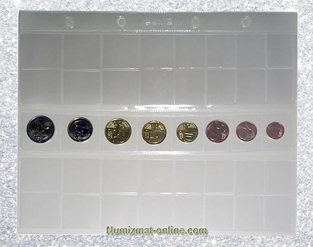 Монеты альбом листы монета министерство образования цена
