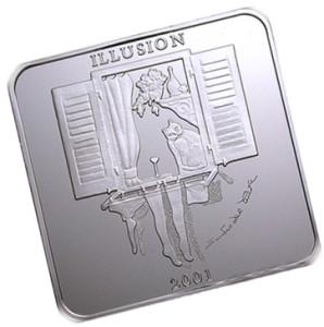 Монета иллюзия