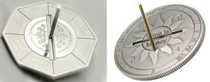 Монеты необычной формы