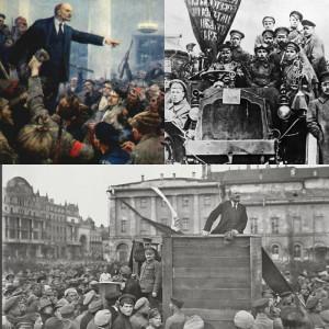 70 лет Октябрьской революции