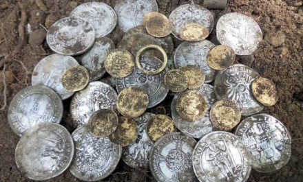 Поиск монет и кладов