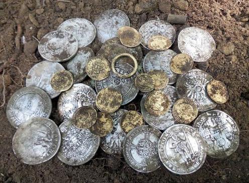 Лучшие места для поиска монет крепеж для монет
