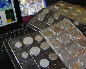 Покупка и продажа монет