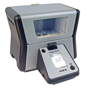Прибор для определения состава сплава металла монеты