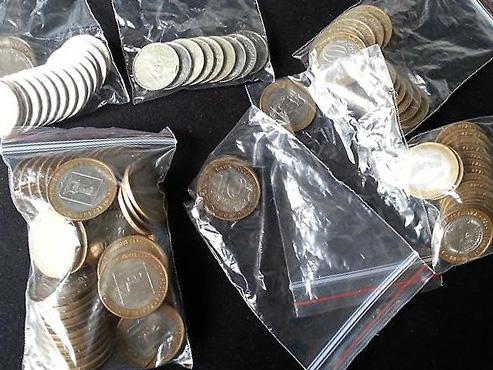 в каком банке можно обменять евро монеты