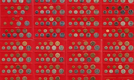 Альбомы для монет СССР