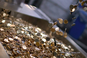 Цена монеты зависит от тиража