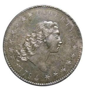 Доллар 1794 г.