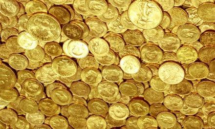 Драгоценные монеты современной России