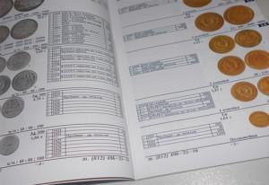 Оценка старинных монет по каталогам для нумизматов