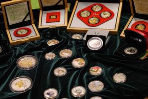 Монеты, которые продает Сбербанк