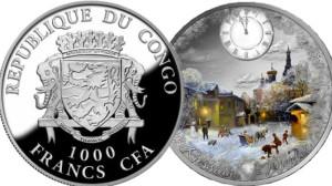Памятные иностранные монеты Сбербанка