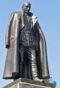Памятник адмиралу А.В. Колчаку