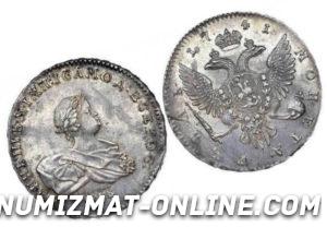 Монеты Иоанна Антоновича