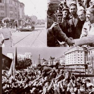 Освобождение Бухареста
