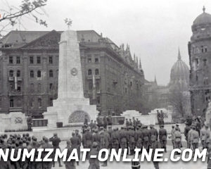 Памятник войнам освободителям в Будапеште
