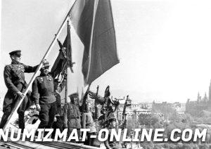 Освобождение Вены 13.04.1945 года
