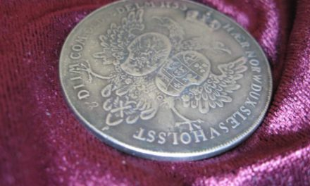 Талер 1753 года (Альбертусталер Елизаветы 1)