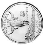 25 центов США: Штаты и территории Америки на монетах