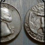 Монеты-перевертыши США: брак монеты или нет