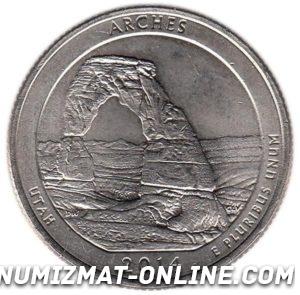25 центов Арчес