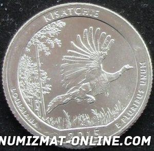 25 центов Кисачи